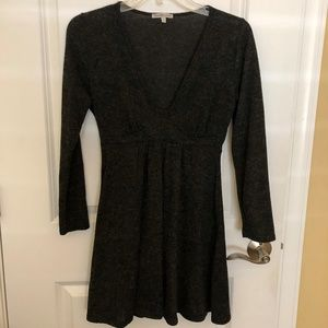 Charlotte Russe Long Sleeve Sweater Dress - Size:S